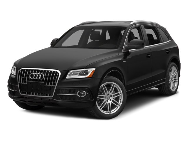 2013 Audi Q5 Prestige Hybrid All Wheel Drive Power Steering 4-Wheel Disc Brakes Aluminum Wheels