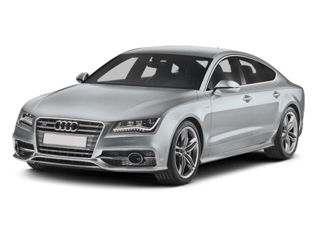 2013 Audi S7 Prestige Turbocharged All Wheel Drive Air Suspension Power Steering 4-Wheel Disc B