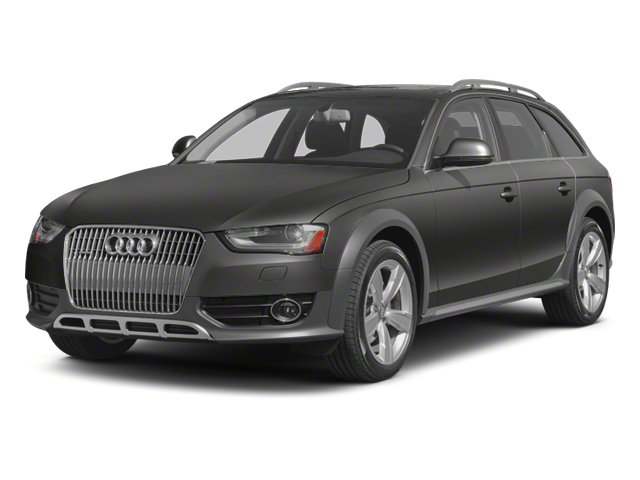 2013 Audi allroad Premium Turbocharged All Wheel Drive LockingLimited Slip Differential Power S