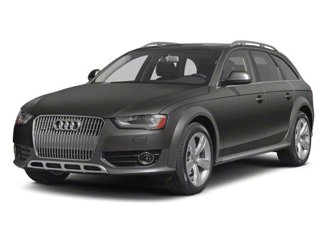2013 Audi allroad Premium Plus 4 Cylinder Engine4-Wheel ABS4-Wheel Disc Brakes8-Speed ATAdjust