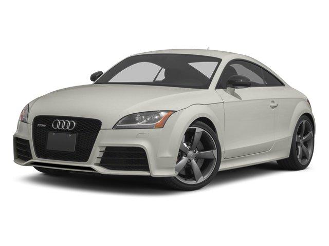 2013 Audi TT RS PREST Turbocharged All Wheel Drive Active Suspension 4-Wheel Disc Brakes Power