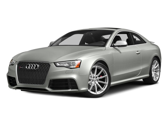 2013 Audi RS 5 2DR CPE LockingLimited Slip Differential All Wheel Drive Power Steering 4-Wheel