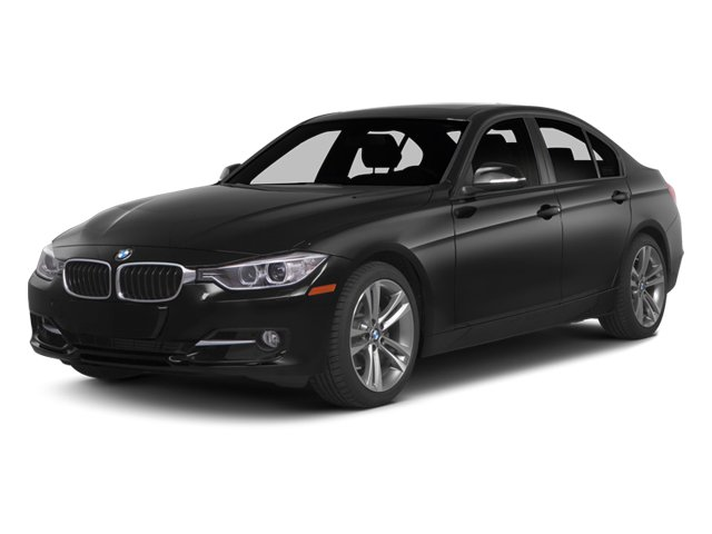 2013 BMW 3 Series 320i xDrive Turbocharged Keyless Start All Wheel Drive Power Steering ABS 4-