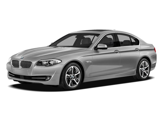 2013 BMW 5 Series ActiveHybrid 5