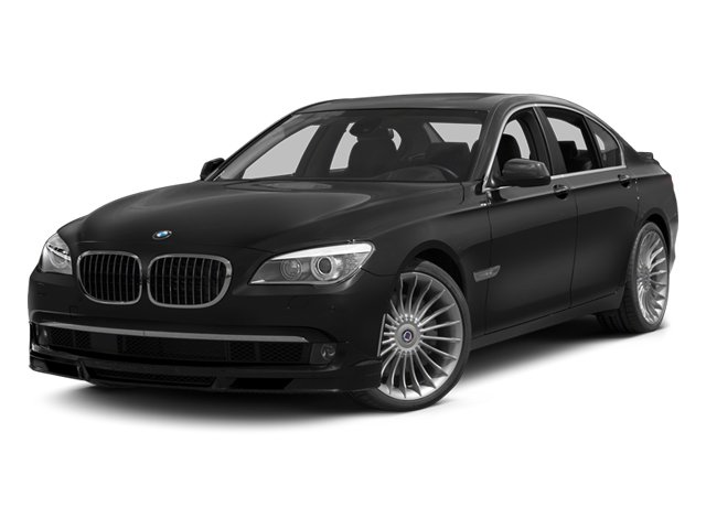 2013 BMW 7 Series 750i 750i Turbocharged Rear Wheel Drive Active Suspension Power Steering 4-Wh