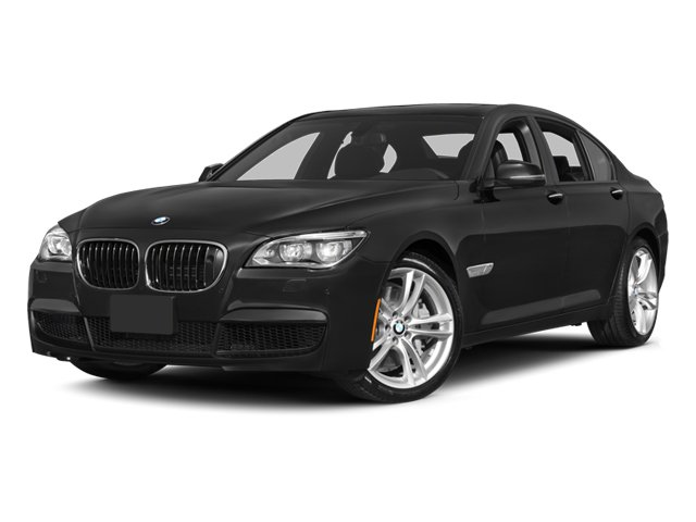 2013 BMW 7 Series 750Li Turbocharged Rear Wheel Drive Air Suspension Active Suspension Power St