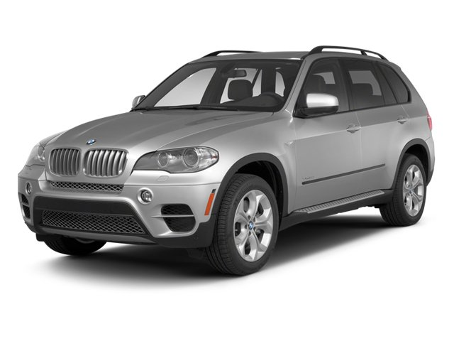 2013 BMW X5  Turbocharged All Wheel Drive Power Steering ABS 4-Wheel Disc Brakes Tires - Front