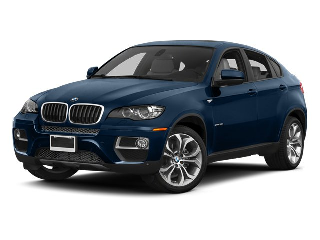2013 BMW X6 xDrive50i Turbocharged Keyless Start All Wheel Drive Power Steering 4-Wheel Disc Br