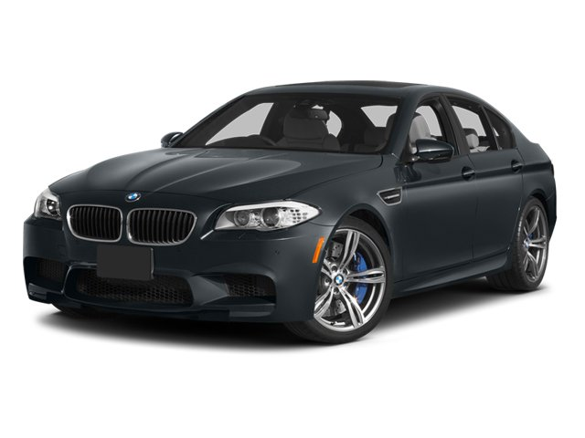 2013 BMW M5  Turbocharged Rear Wheel Drive Active Suspension Power Steering ABS 4-Wheel Disc B