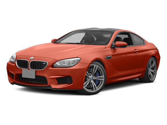 2013 BMW M6  Turbocharged LockingLimited Slip Differential Rear Wheel Drive Rollover Protection