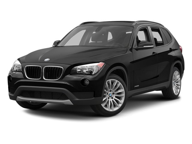 2013 BMW X1 28i Turbocharged Rear Wheel Drive ABS 4-Wheel Disc Brakes Brake Assist Tires - Fro