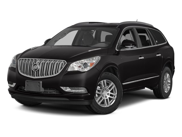 2013 Buick Enclave Leather 288 hp horsepower 36 liter V6 DOHC engine 4 Doors 4-wheel ABS brakes