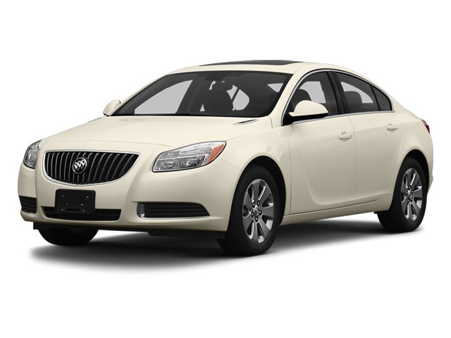 2013 Buick Regal Turbo Premium 1 Turbocharged Front Wheel Drive Power Steering ABS 4-Wheel Disc