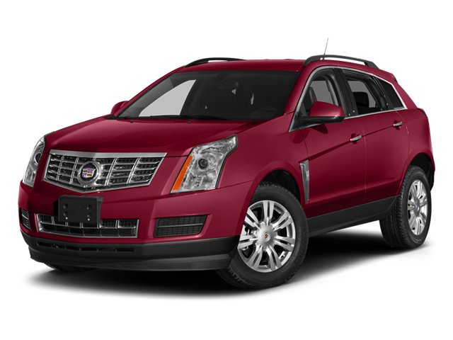 2013 Cadillac SRX Base Front Wheel Drive Power Steering ABS 4-Wheel Disc Brakes Aluminum Wheels