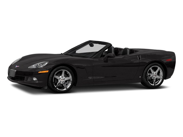 2013 Chevrolet Corvette 1LT LockingLimited Slip Differential Rear Wheel Drive Power Steering AB
