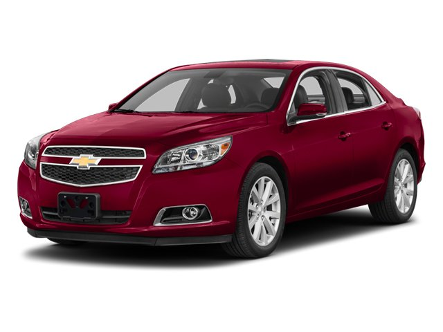 2013 Chevrolet Malibu LTZ PREFERRED EQUIPMENT GROUP  includes Standard Equipment Turbocharged Fro