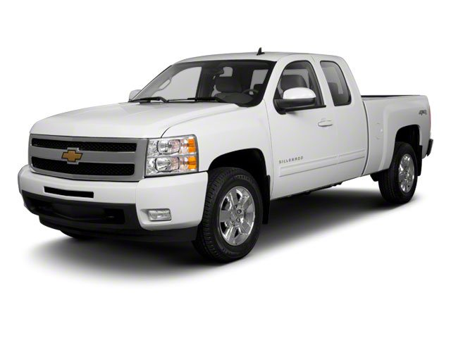 2013 Chevrolet Silverado 1500 4WD Extended Cab LT Four Wheel Drive Power Steering ABS Front Disc
