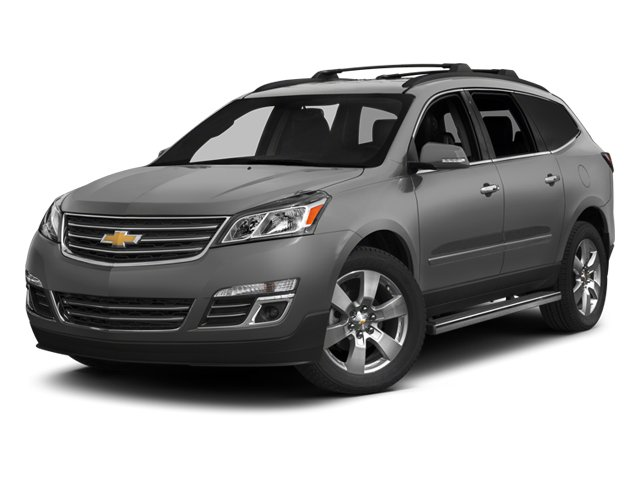 2013 Chevrolet Traverse LTZ  288 hp horsepower 36 liter V6 DOHC engine 4 Doors 4-wheel ABS bra