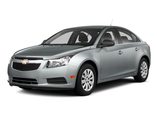2013 Chevrolet CRUZE 1LT Turbocharged Front Wheel Drive Power Steering Front DiscRear Drum Brak
