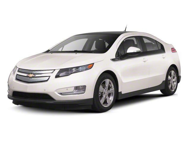 2013 Chevrolet Volt HATCHBACK Front Wheel Drive Power Steering ABS 4-Wheel Disc Brakes Traction