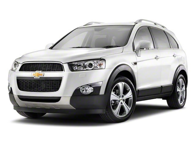 2013 Chevrolet Captiva Sport Fleet LT LT PREFERRED EQUIPMENT GROUP  Includes Standard Equipment Fr