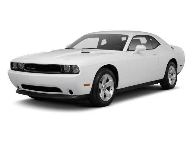 2013 Dodge Challenger  Rear Wheel Drive Power Steering ABS 4-Wheel Disc Brakes Tires - Front Pe