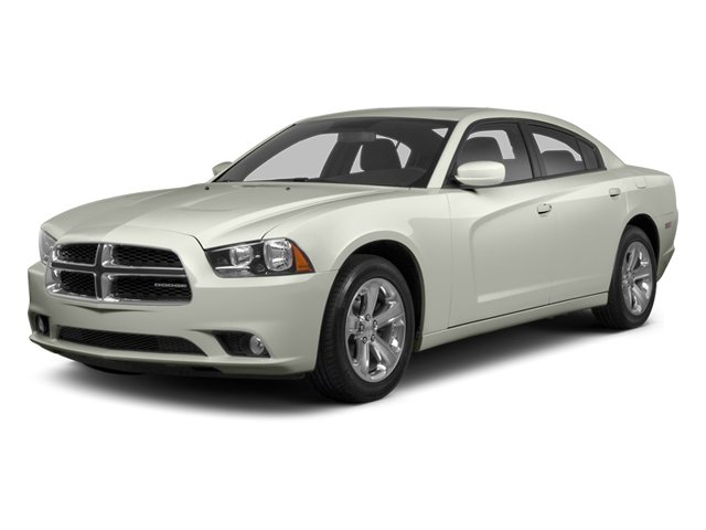 2013 Dodge Charger  Rear Wheel Drive Power Steering ABS 4-Wheel Disc Brakes Tires - Front Perfo