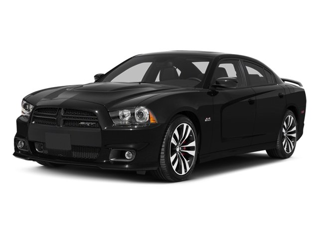2013 Dodge Charger SRT8 Active Suspension Rear Wheel Drive Power Steering ABS 4-Wheel Disc Brak