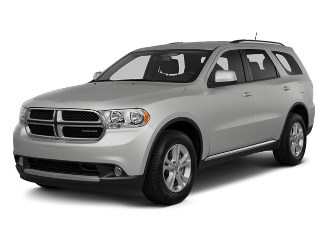 2013 Dodge Durango Crew BLACK INTERIOR  LEATHER TRIMMED BUCKET SEATS Rear Wheel Drive Keyless Ent