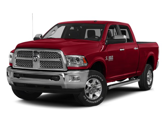 2013 Ram 2500 Tradesman Four Wheel Drive Tow Hitch Power Steering ABS 4-Wheel Disc Brakes Stee