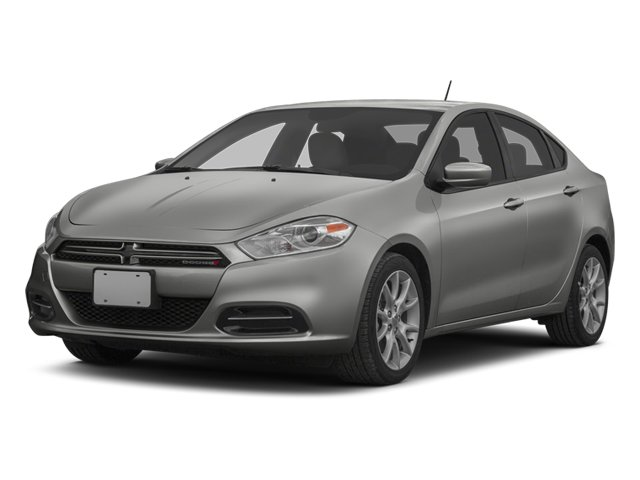 2013 Dodge Dart Limited Front Wheel Drive Traction Control Power Steering ABS 4-Wheel Disc Brak