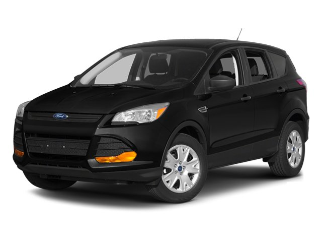 2013 Ford Escape Titanium Turbocharged Front Wheel Drive Power Steering ABS 4-Wheel Disc Brakes