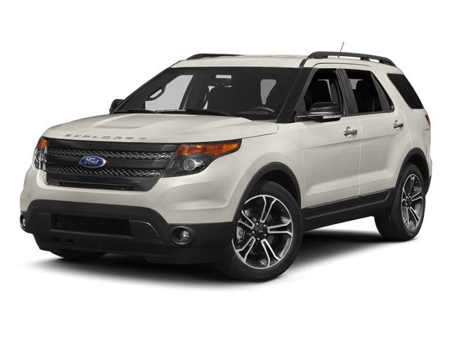 2013 Ford Explorer Sport Turbocharged Four Wheel Drive Tow Hooks Power Steering Tires - Front P