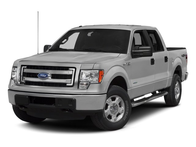 2013 Ford F-150 4WD SuperCrew 157 Lariat Four Wheel Drive Tow Hooks Power Steering 4-Wheel Disc