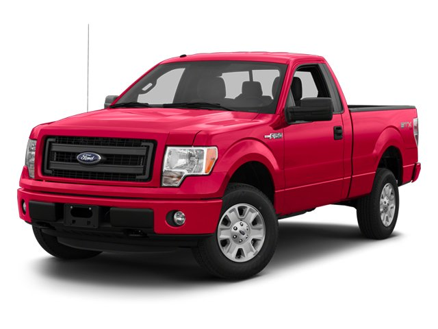 2013 Ford F-150  Rear Wheel Drive Power Steering 4-Wheel Disc Brakes Tires - Front All-Terrain