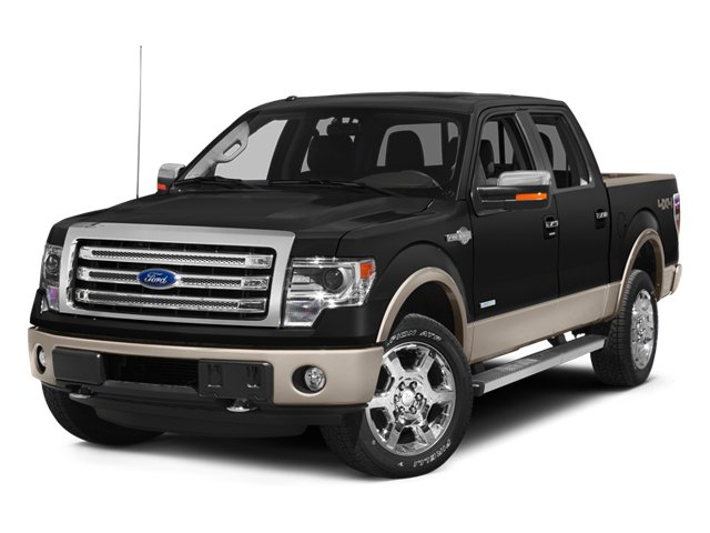 2013 Ford F-150 King Ranch Four Wheel Drive Tow Hitch Tow Hooks Power Steering 4-Wheel Disc Bra