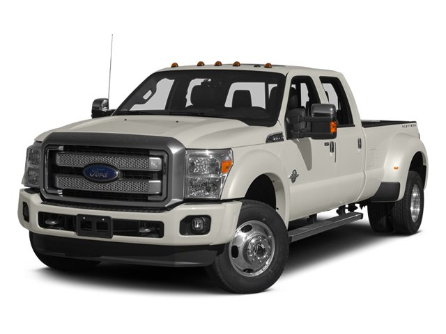 2013 Ford Super Duty F-450 DRW Platinum
