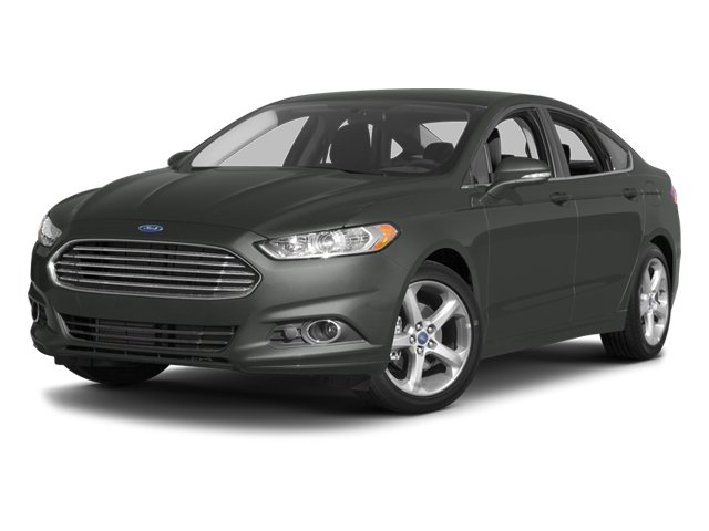 2013 Ford Fusion Titanium Turbocharged Front Wheel Drive Power Steering ABS 4-Wheel Disc Brakes