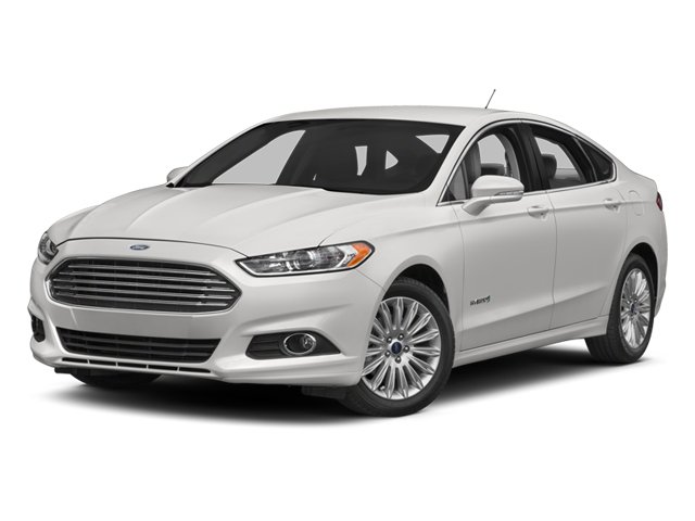 2013 Ford Fusion SE Hybrid Front Wheel Drive Power Steering ABS 4-Wheel Disc Brakes Aluminum Wh