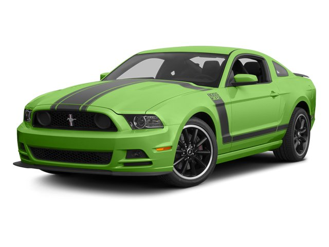2013 Ford Mustang Boss 302 19x9 Fr  19x95 Rr Painted Aluminum WheelsCloth Bucket SeatsPremi
