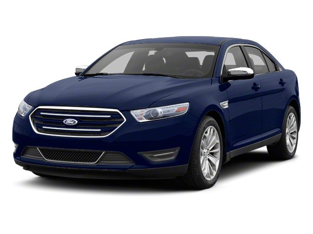 2013 Ford Taurus SEL All Wheel Drive Power Steering ABS 4-Wheel Disc Brakes Aluminum Wheels Ti