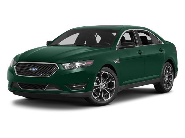 2013 Ford Taurus SHO Turbocharged All Wheel Drive Power Steering ABS 4-Wheel Disc Brakes Alumi