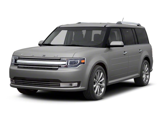 2013 Ford Flex SE Front Wheel Drive Power Steering Aluminum Wheels Tires - Front All-Season Tir
