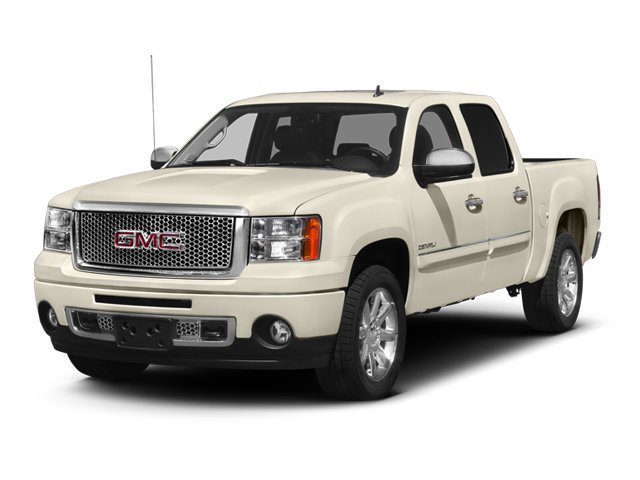 2013 GMC Sierra 1500 Denali AUDIO SYSTEM WITH NAVIGATION  AMFMSIRIUSXM STEREO WITH CD PLAYER  7-i