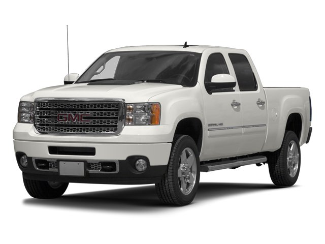 2013 GMC Sierra 2500HD Denali LockingLimited Slip Differential Four Wheel Drive Tow Hooks Tow H