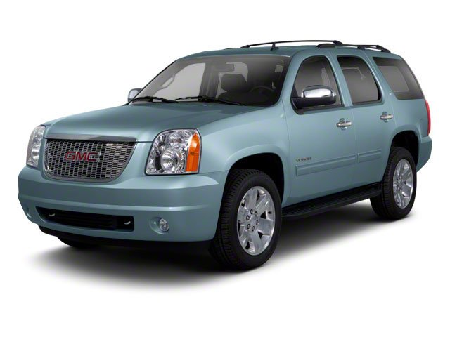 2013 GMC Yukon SLT LockingLimited Slip Differential Four Wheel Drive Tow Hitch Tow Hooks Power