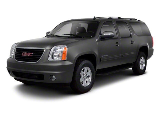 2013 GMC Yukon XL SLT LICENSE PLATE FRONT MOUNTING PACKAGE TIRES  P27555R20 ALL-SEASON  BLACKWALL