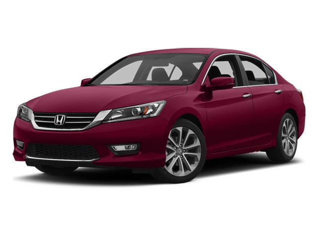 2013 Honda Accord Sdn Sport 4 Cylinder Engine4-Wheel ABS4-Wheel Disc BrakesACAdjustable Steeri