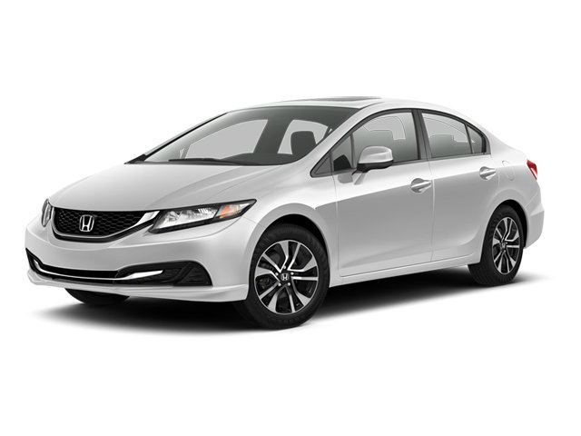 2013 Honda Civic Sdn EX 4dr Car