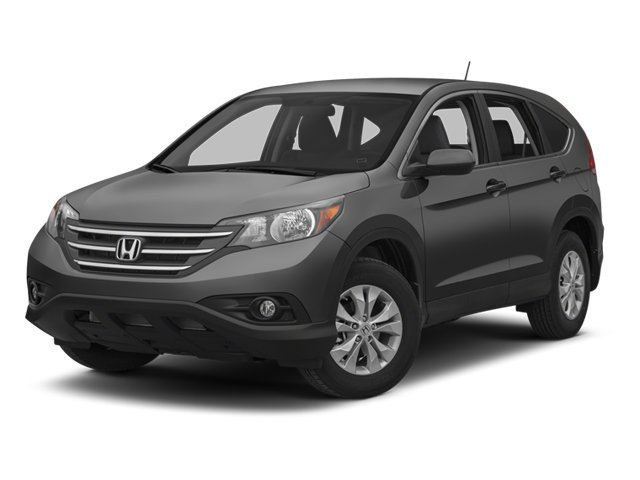 2013 Honda CR-V EX All Wheel Drive Power Steering 4-Wheel Disc Brakes Aluminum Wheels Tires - F